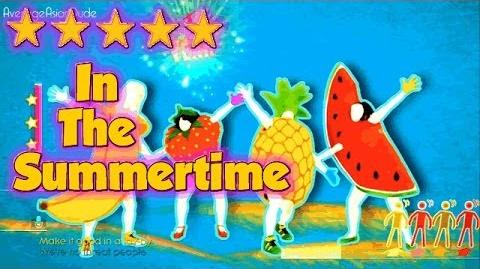 Just Dance 2014 - In The Summertime - 5* Stars