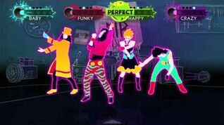 Just Dance 3 - I Was Made for Loving You - KISS