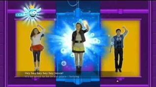 Just Dance Disney Party Debby Ryan - Jessie Theme Song Full Song