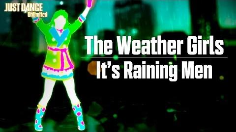 Just Dance Unlimited - It's Raining Men