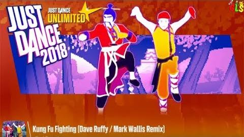 Kung Fu Fighting - Just Dance 2018