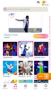 Stadiumflowfan jdnow menu phone 2020