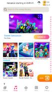 Sweetsensation jdnow menu phone 2020