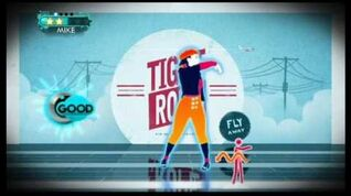 Tightrope - Just Dance 3 (Wii graphics)