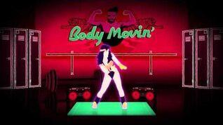 Body Movin' - Just Dance Now (Bez Interfejsu)