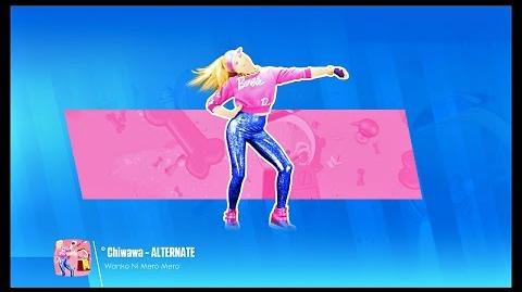 Chiwawa (Remastered Version, by Barbie) - Just Dance 2018