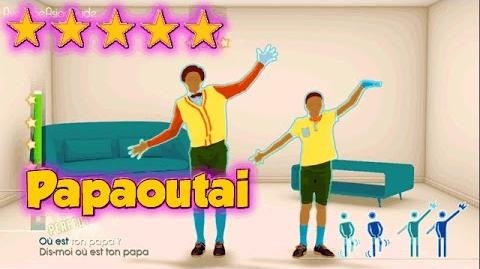 Just Dance 2015 - Papaoutai - 5* Stars