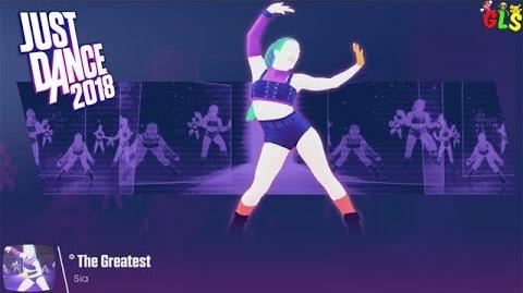 Just Dance 2018 - The Greatest