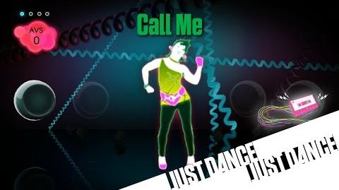 Just Dance 2 - Call Me