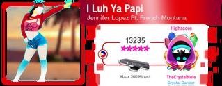 LuhYaPapiDLC M617Score