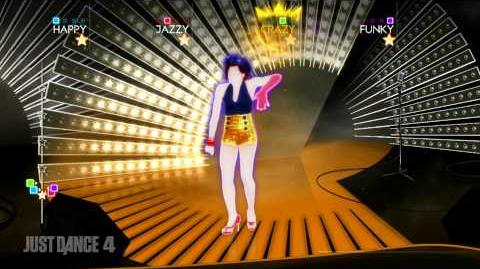 """Ain't No Other Man"" by The Girly Team - Just Dance 4 Track"