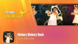 Hickory Dickory Dock - Just Dance 2017