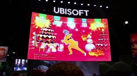 Just Dance 2018 - Make It Jingle E3 Full Gameplay