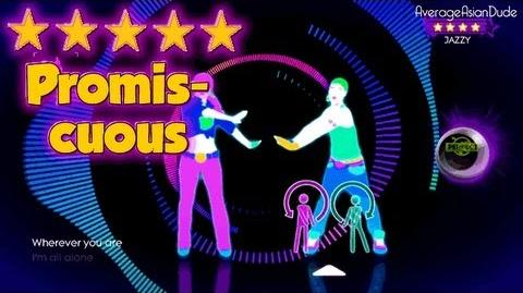 Just Dance 3 - Promiscuous - 5* Stars