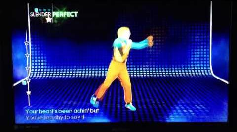 Just Dance 4 - Never Gonna Give You Up (Puppet Master)
