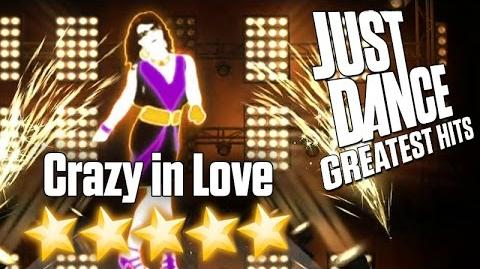 Just Dance Greatest Hits - Crazy in Love - 5 stars