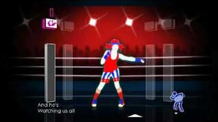 Eye of the Tiger - Just Dance