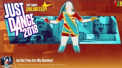 Jai Ho! (You Are My Destiny) - Just Dance 2018