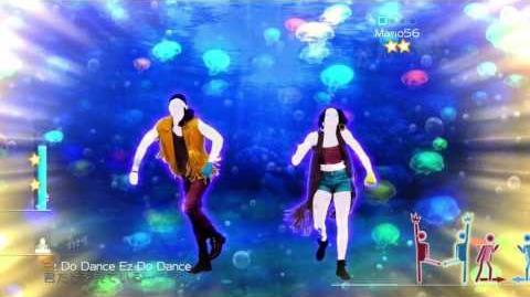 Just Dance Wii U Ez Do Dance 5 stars wii u