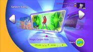 Magic Carpet Ride on JDK2014 Menu