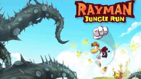 Rayman Jungle Run Music - Jungle Run