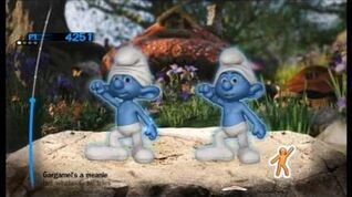 The Smurfs Dance Party Mr