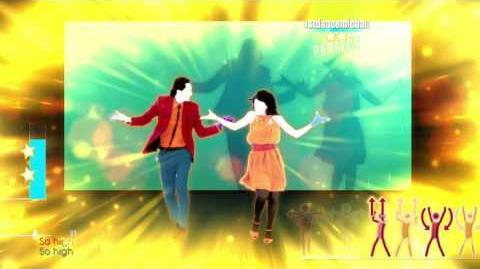Want To Want Me (Couple Version) - Just Dance 2017