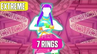 7 Rings Extreme Just Dance 2020
