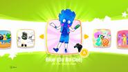 Blue jd2019 kids menu