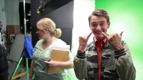 Garnier Fructis Exclusive Behind the Scenes of the Just Dance 2014 TV Shoot