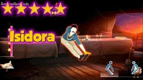 Just Dance 2014 - Isidora - 5* Stars