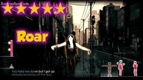 Just Dance 2014 - Roar - 5* Stars (DLC)