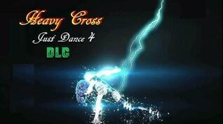 Just Dance 4 Heavy Cross 5 Stars (No Audio)