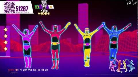 Just Dance Now! (Spectronizer Sentai Express, 5 Estrelas) PC