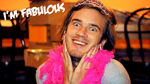 Pewdiepie is fabulous by nylah22-d5w7exz
