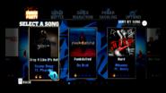 Dropitlikeitshot hiphop menu wii