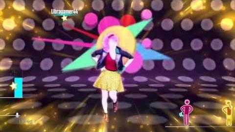 I Kissed a Girl - Just Dance 2017