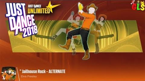Jailhouse Rock (Line Dance) - Just Dance 2018