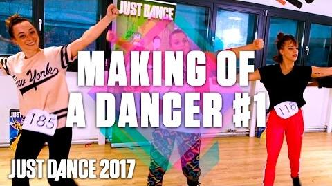 Just Dance 2017 Making of a Dancer 1 – Casting Calls US