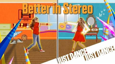 Just Dance Disney Party 2 - Better in Stereo