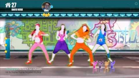 Just Dance Now Beware of the Boys 5 stars
