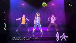 Too Much - Just Dance Disney Party 2-0