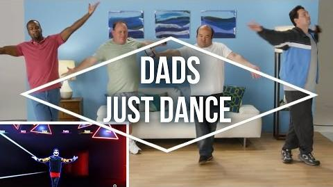 Dads Just Dance - Blame by Calvin Harris ft