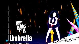 Just Dance 4 - Umbrella Alternate