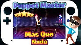 Just Dance 4 Mas Que Nada Puppet Master 5* Stars