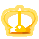 Leader crown