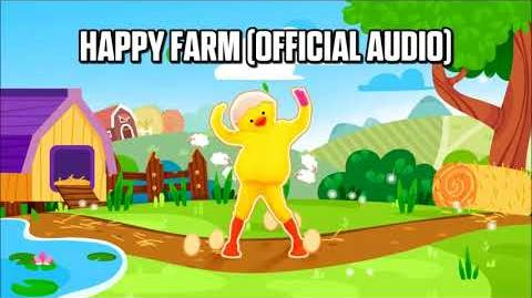 Happy Farm (Official Audio) - Just Dance Music