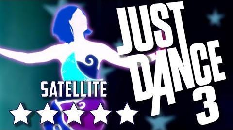 Just Dance 3 Satellite - 5* Stars