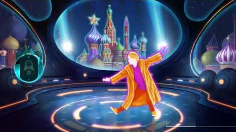 Just Dance Machine - Russian Folk