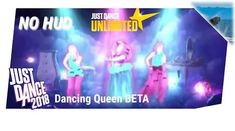 Just Dance Unlimited Dancing Queen BETA NO HUD